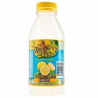 Juice Lemon Ginger 8 X 500Ml