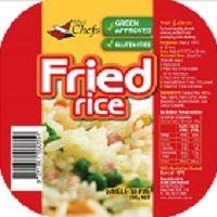 Fried Rice Gluten Free Singles 24X200Gm Allied Chef