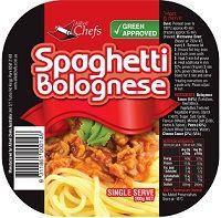 Spaghetti Bolognaise 24X200G Allied Chef