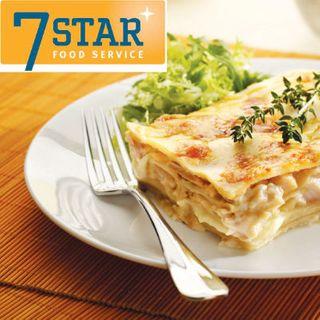 Chicken & Mushroom Lasagne2.6Kg 7 Star