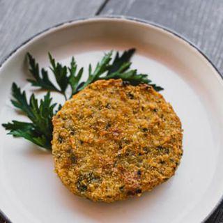 Chicken Schnitzel 110G X 60 (Vegan) Fenn Food