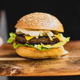 Classic Burger Patty 113Gmx18(Vegan)