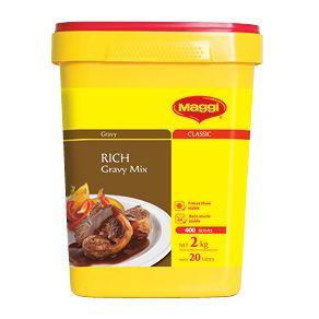 Maggi Rich Brown Instant Gravy 2Kg