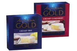 Aussie Gold 115Gm Brie Cheese