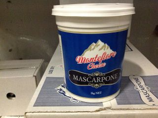 Mascarpone 1Kg Montefiore
