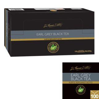 Tea Bags Earl Grey Envelopes 100Pk