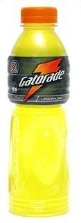 Gatorade Lemon Lime 600Mlx12