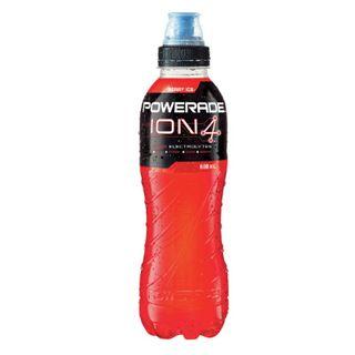 Powerade Ion4 Berry Ice 600Mlx12