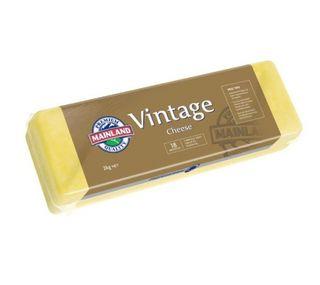 Cheese Block Cheddar Vintage 2Kg