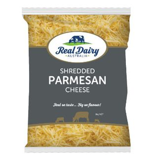 Cheese Parmesan Shredded 1Kg GF