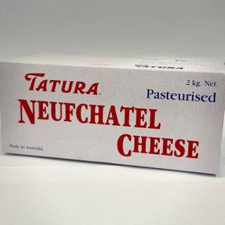 Neufchatel Cream Cheese 2Kg