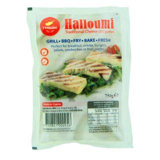 Cheese Haloumi Cyprus Chefs 750G