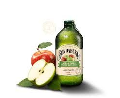BUNDABERG APPLE CIDER 375ML X 12