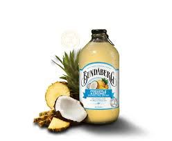 BUNDABERG PINE COCONUT 375ML X 12