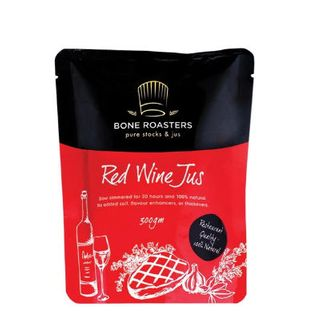 RED WINE JUS 300GM BONE ROASTERS