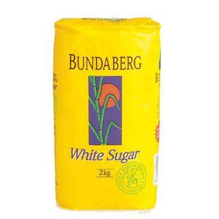 SUGAR WHITE 2KG BUNDABERG