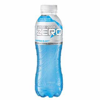 POWERADE ZERO MOUNTAIN BL BLUE 600MLX12