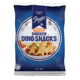 Chicken Nuggets Dinosnacks 1Kg