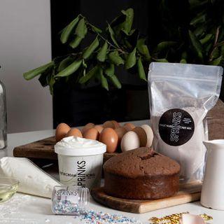 CAKE AT HOME - CELEBRATION KIT