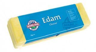 CHEESE EDAM BLOCK 2KG MAINLAND