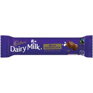 CADBURY DAIRY MILK CHOCOLATE BAR 50GMX48
