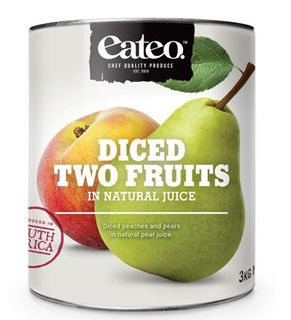 TWO FRUITS IN NAT JUICE A10