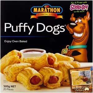 MARATHON DOGS PUFFY 20S 600G
