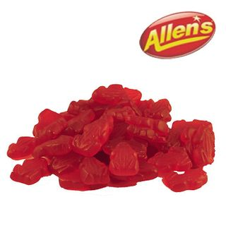 LOLLY FROGS ALIVE RED 1.3KG