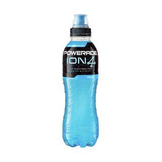 POWERADE ION4 MOUNTAIN BLAST BLUE 600MLX12