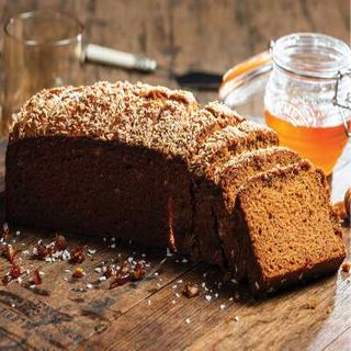 GLUTEN FREE DATE & HONEY LOAF 12 cut - Priestleys Gourmet Delights