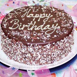 CAKE BIRTHDAY ROUND 2.160KG