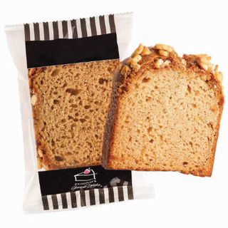 GLUTEN FREE BANANA BREAD SLICE (Wrapped) box of 8 - Priestleys