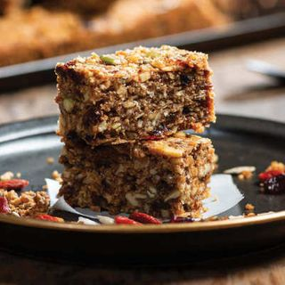 FRUIT & GRAIN SLICE (VEGAN) tray of 30 - Priestleys Gourmet Delights