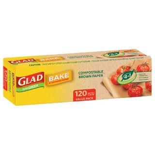 Baking Paper compostable Glad 120Mx30Cm