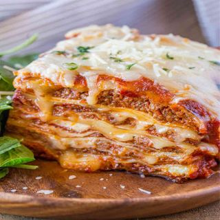 BEEF LASAGNE FAMILY MEAL 1.4KG