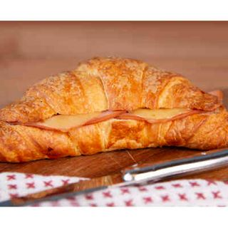 EVERYDAY CAFE CROISSANT HAM & CHEESE 117GM X 12