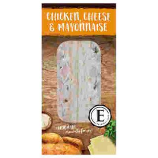 EVERYDAY CAFE CHICKEN CHEESE MAYO SANDWICH 12S