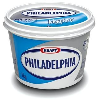 CREAM CHEESE LIGHT 1KG