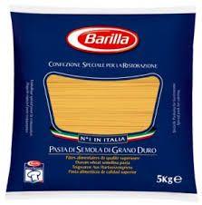 SPAGHETTI BARILLA  5KG 307005 #5
