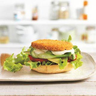 Chicken Burger Crumbed 1Kg
