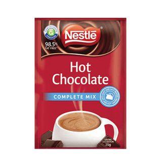 HOT CHOCOLATE SACHETS NESTLE 25GX100