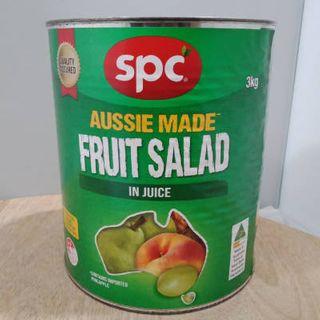 FRUIT SALAD IN JUICE SPC 3.1KG