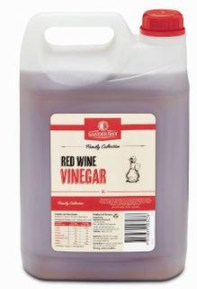 RED WINE VINEGAR 5L SANDHURST