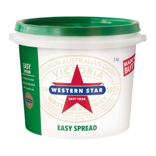 BUTTER EASY SPREAD 2KG WESTERN STAR