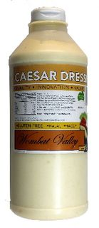 CAESAR DRESSING SQUEEZE 1LT WOMBAT