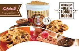 COOKIES DOUGH CHOCOLATE CHUNK 1KG