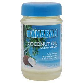 COCONUT OIL EXTRA VIRGIN 1L JTS