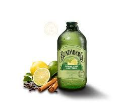 BUNDABERG LEMON LIME & BITTER 375ML X 12