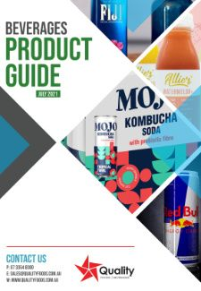 July Beverage Product List