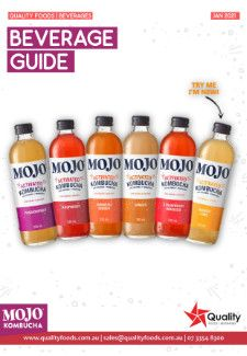 QFB Beverage Guide 2021
